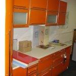 Кухня из пластика 00011