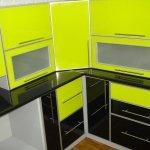 Кухня из пластика 0002