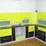 Кухня из пластика 0003