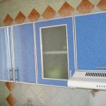Кухня из пластика 0005