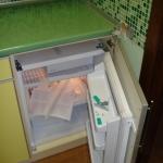 Кухня из пластика 0015