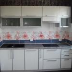 Кухня из пластика 0028