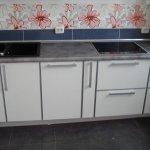 Кухня из пластика 0029
