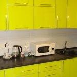Кухня из пластика 0041