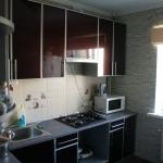 Кухня из пластика 0052