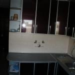 Кухня из пластика 0054