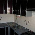 Кухня из пластика 0055