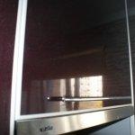 Кухня из пластика 0056