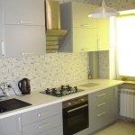 Кухня из пластика 0061