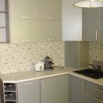 Кухня из пластика 0062