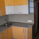 Кухня из пластика 0066