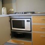 Кухня из пластика 0068