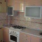 Кухня из пластика 0073