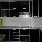 Кухня из пластика 0075