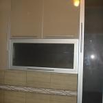 Кухня из пластика 0080