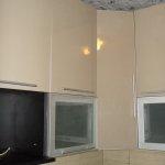 Кухня из пластика 0081