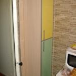 Кухня из пластика 0083