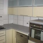 Кухня из пластика 0084