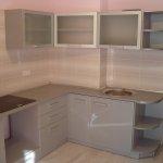 Кухня из пластика 0085