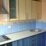 Кухня из пластика 0105