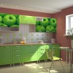 007 кухня с фотофасадом